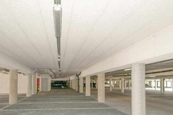Office Parking Garage Mont Saint Guibert Belgium