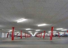 Underground garages