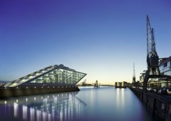 Dockland office building (Germany)