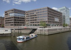 DNV GL Group office Hamburg (Germany)