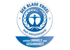 Heraklith is certified with Blue Angel