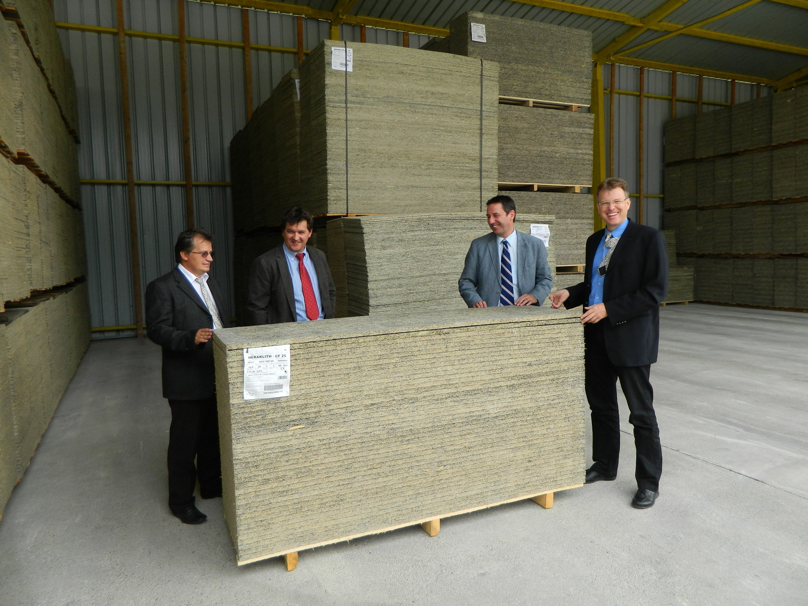 New investment in Wood Wool plant in Zalaegerszeg, Hungary
