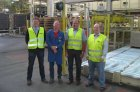 Improvement of Heraklith production lines in Simbach, Germany
